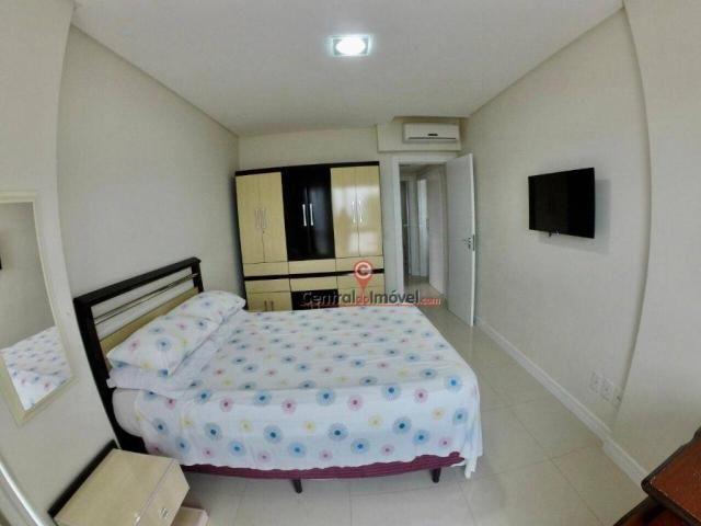 Apartamento com 2 dormitórios para alugar, 90 m² por R$ 1.200/dia - Centro - Balneário Cam - Foto 9