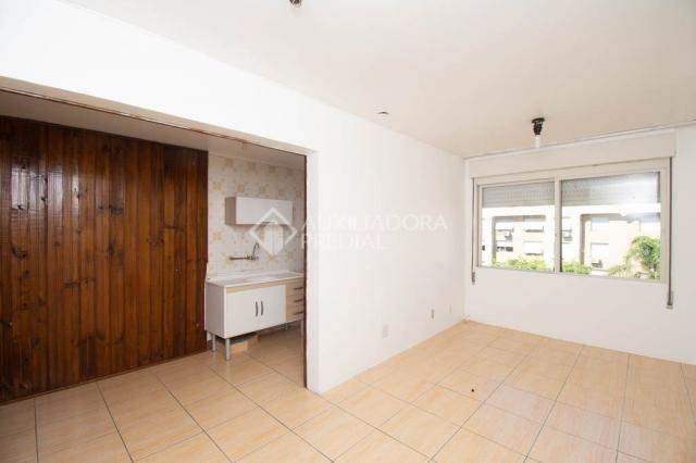Apartamento para alugar com 1 dormitórios em Jardim botanico, Porto alegre cod:229977