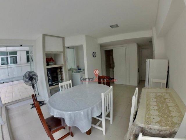 Apartamento com 2 dormitórios para alugar, 90 m² por R$ 1.200/dia - Centro - Balneário Cam - Foto 4