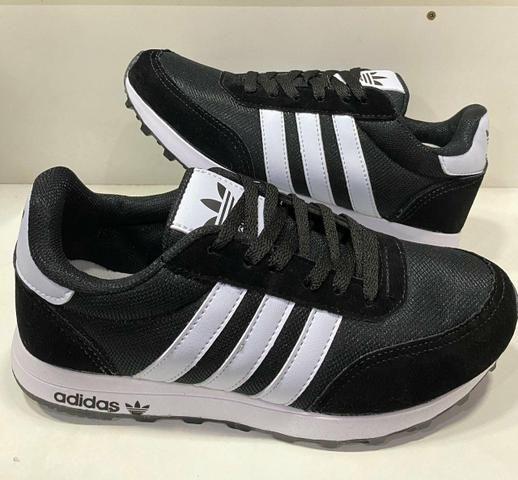 Tênis Adidas Neo (38 ao 43) - 4 Cores Disponíveis - Foto 2