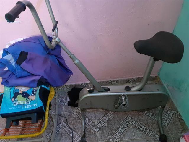 """Bicicleta para emagrecer """"LEIAM O ANUNCIO"""