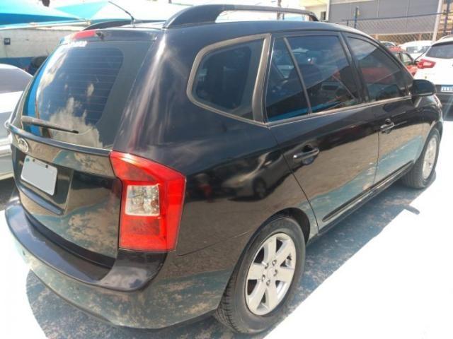 Kia carens 2009 2.0 ex 16v gasolina 4p automÁtico - Foto 3