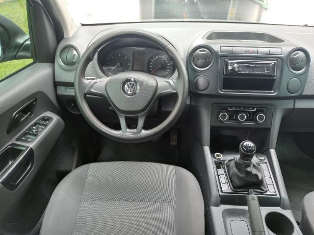 Volkswagen Amarok CD 2.0 16V TDI 4x4 Diesel - 2015/2015 - Foto 11