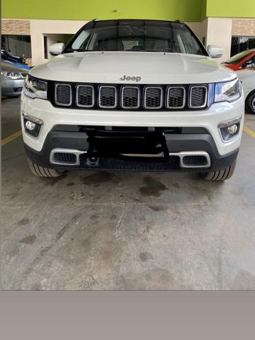 Jeep Compass Limited Diesel 2018/18 Kit hitech