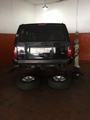 Jeep Cherokee Sport Original Revisado Aceito Troca - Foto 3