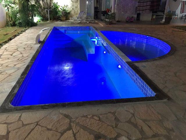 Construímos e reformamos sua piscina e colocamos aquecimento da sua piscina  - Foto 2