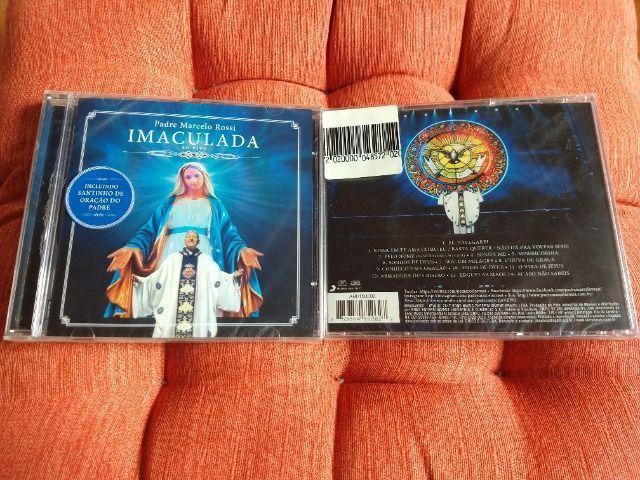 NOVO - CD Padre Marcelo Rossi - Imaculada - Foto 2