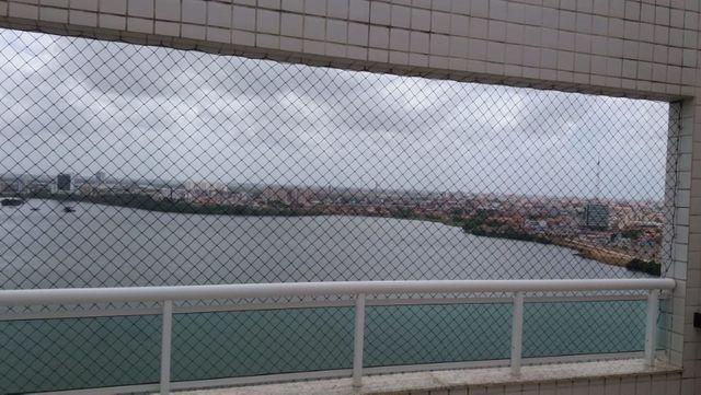 [VA]Cobertura na Ponta D'areia(147 m²)/ vista mar e lagoa/ nascente/ mobiliada - Foto 9