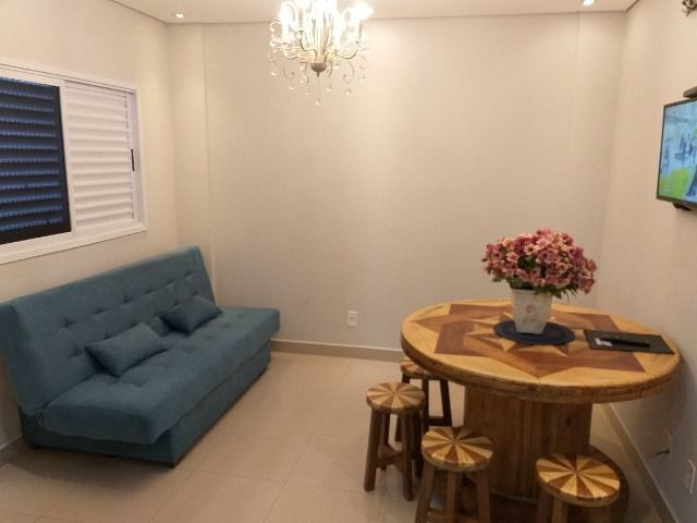 Apartamento mobiliado para temporada NOVINHO em Cuiabá bem localizado