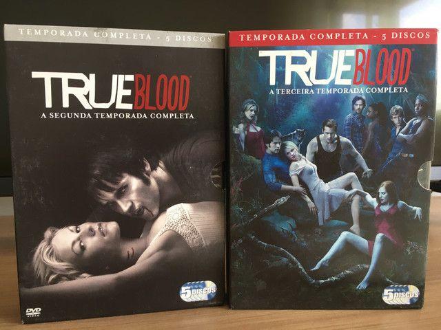 Coleção completa dvds True Blood - Foto 3