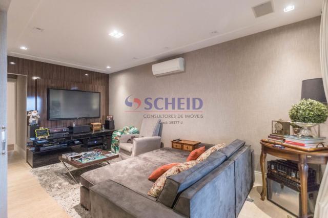 Apartamento alto padrão, com lindo acabamento em excelente localização. - Foto 6