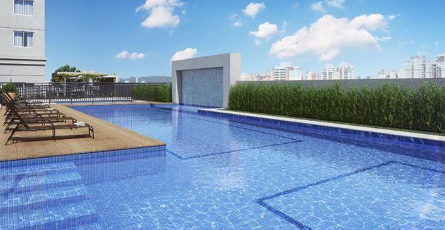 Apto entrega em outubro, 42 m² com excelente localização. - Foto 3