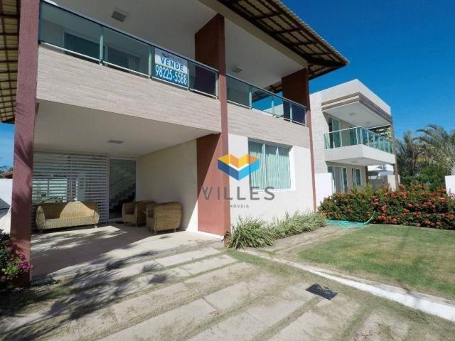Casa com 5 dormitórios para alugar, 200 m² por R$ 1.500,00/dia - Barra Mar - Barra de São  - Foto 6