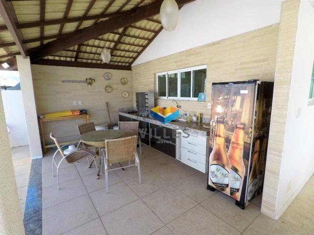 Casa com 5 dormitórios para alugar, 200 m² por R$ 1.500,00/dia - Barra Mar - Barra de São  - Foto 11