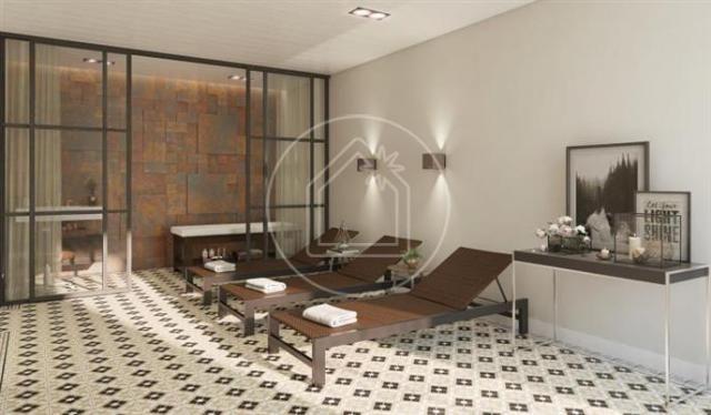 Apartamento à venda com 3 dormitórios em Jardim botânico, Rio de janeiro cod:886546 - Foto 12
