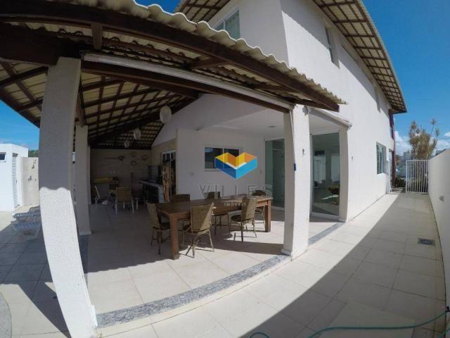 Casa com 5 dormitórios para alugar, 200 m² por R$ 1.500,00/dia - Barra Mar - Barra de São  - Foto 9
