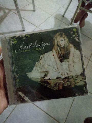 CD AVRIL LAVIGNE - GOODBYE LULLABYE