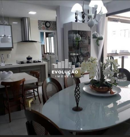 Apartamento à venda com 3 dormitórios em Balneário, Florianópolis cod:9276 - Foto 4