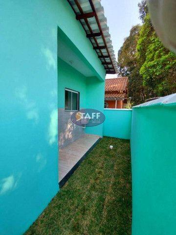K- Casas lindas com 2 quartos, sendo 1 suíte, no Gravatá em Unamar - Foto 15