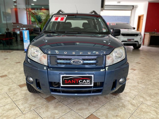 Ford Ecosport 1.6 Xlt Freestyle Flex 5p - Foto 2