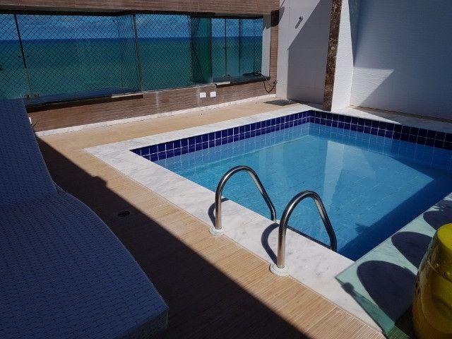 Cobertura Triplex , frente mar, 220 m² - Foto 18