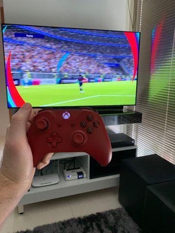 Oportunidade!!! Xbox one x 4k hd 1 terra! - Foto 5