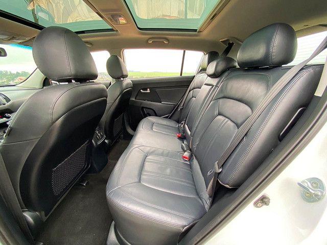 Sportage EX Top de Linha Teto Panorâmico Placa I - Ix35 Compass Renegade Corolla - Foto 11