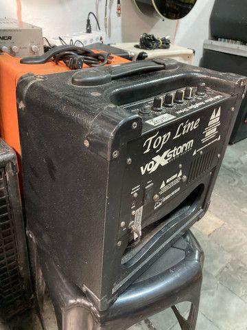 Amplificador cubo para guitarra usado - Foto 4