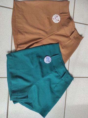 Shorts Alfaiataria  - Foto 2