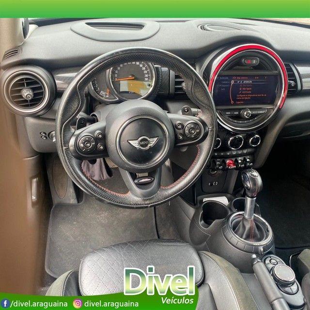 MINI COOPER S 2.0 TURBO 16V 3P AUT. GASOLINA 2015 - Foto 9