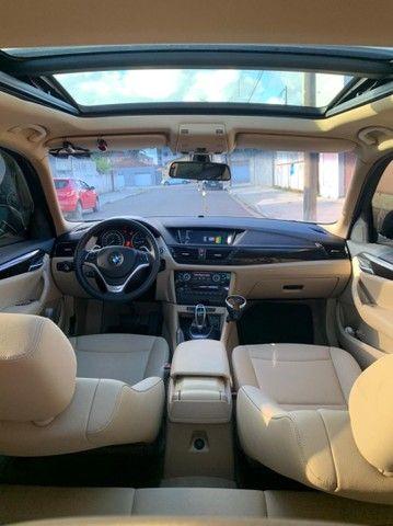 BMW X1 20i 2014 INTERIOR CARAMELO + Teto - Foto 6