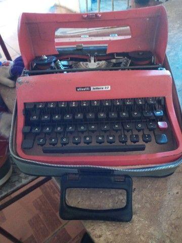 Maqquina de escrever