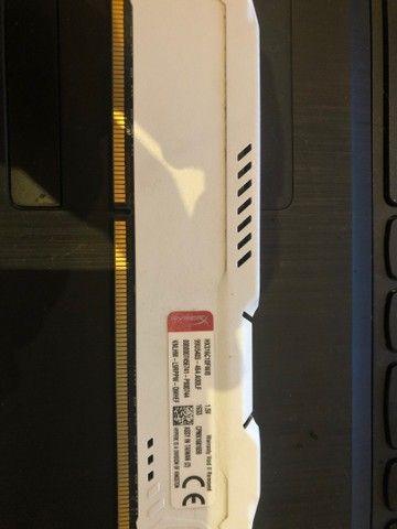 Memória ram HyperX Fury 8gb DDR3  - Foto 2