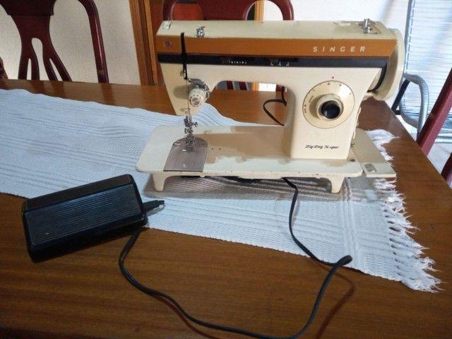 Máquina de costura Singer Zig Zag super - Foto 2
