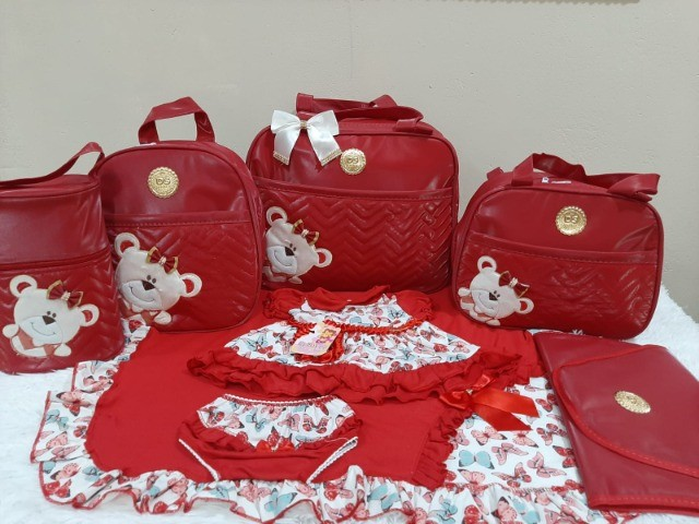 Kit Maternidade Completo  - Foto 5