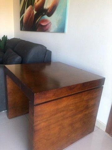 Mesa em madeira - Foto 3