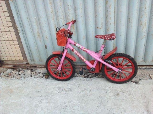 Bicicleta aro 16 so 200  avista - Foto 4