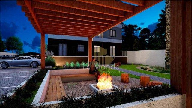 Apartamento com 2 dormitórios à venda, 46 m² por R$ 217.000,00 - Boqueirão - Curitiba/PR - Foto 13