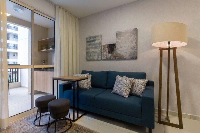Apartamento de 01 Quarto com varanda - Foto 4