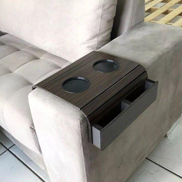 Par esteira para braço de sofá - Foto 3