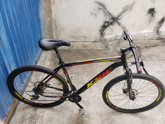 Bicicleta aro 29 - 21 velocidades  - Foto 2