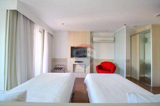 Flat com 1 dormitório à venda, 37 m² - Asa Norte - Brasília/DF - Foto 8