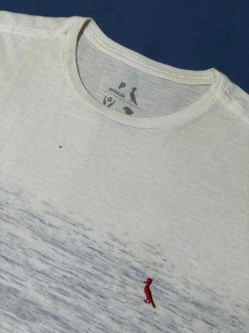 Camiseta Reserva usada - Foto 2