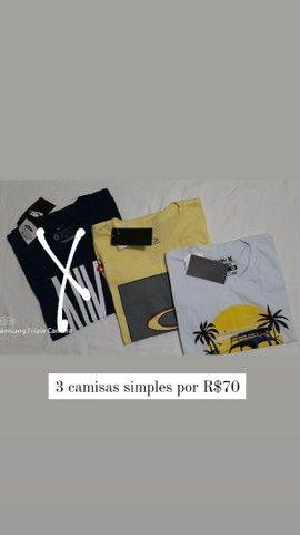 Camisas simples  - Foto 5