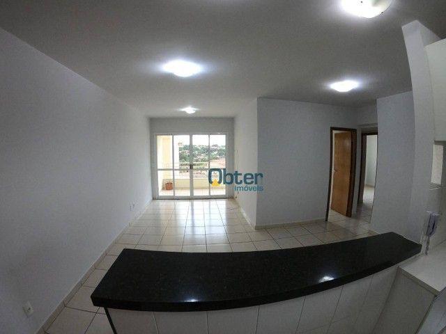 Apartamento com 3 dormitórios para alugar, 81 m² por R$ 1.550/mês - Chácaras Alto da Glóri - Foto 3