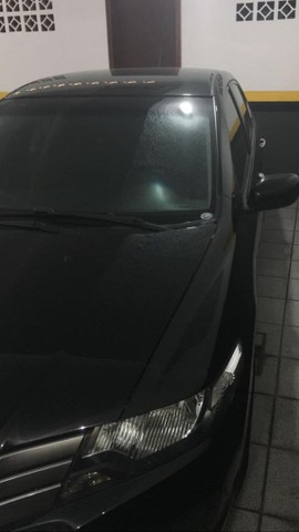 Honda city EXL Flex 1.5 completo - Foto 4