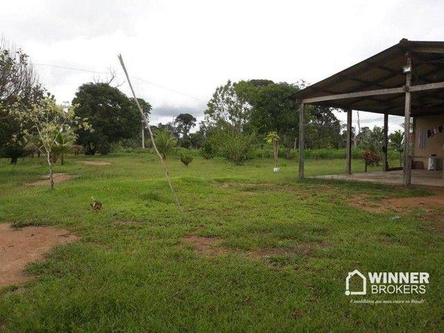 Sítio à venda, 42000 m² por R$ 250.000,00 - Área Rural de Candeias do Jamari - Candeias do - Foto 5