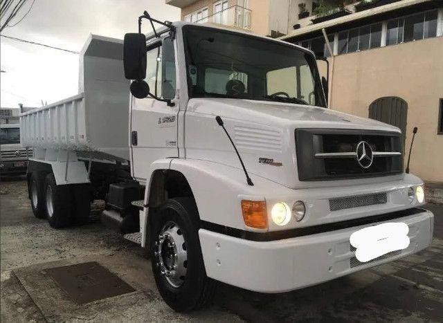 MB 1620 Caçamba