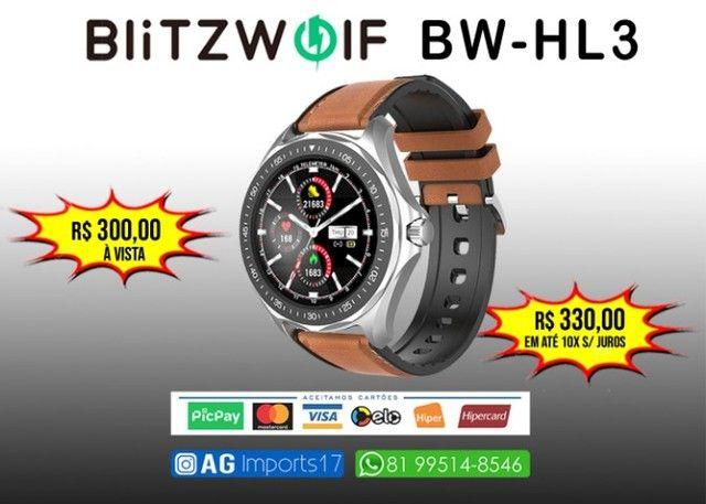 Blitzwolf BW-HL3 - Smartwatch Versão Global - Foto 2