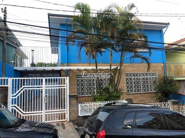 Sobrado com 4 dormitórios para alugar, 214 m² por R$ 8.000,00/mês - Jardim São Paulo(Zona